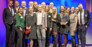 Eucon gewinnt den Innovationspreis Münsterland 2019